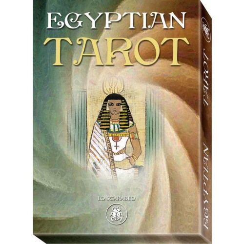 Egyptian Tarot - Старшие Арканы