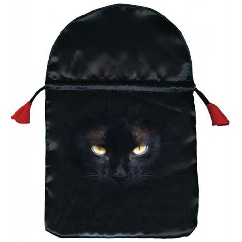 """Мешочек для карт Таро """"Black Cat"""""""
