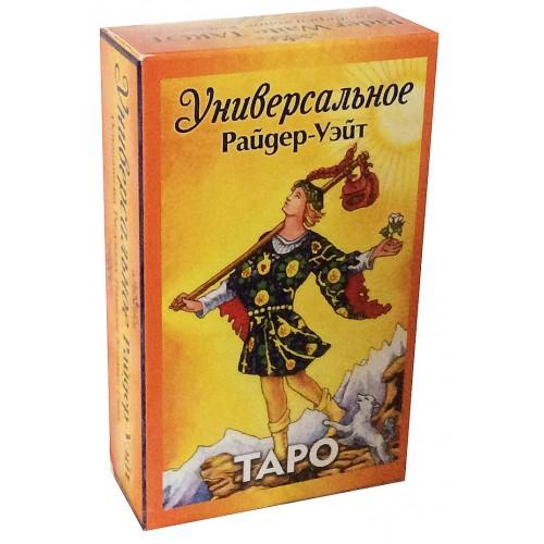 Радиант Райдер-Уэйт Таро