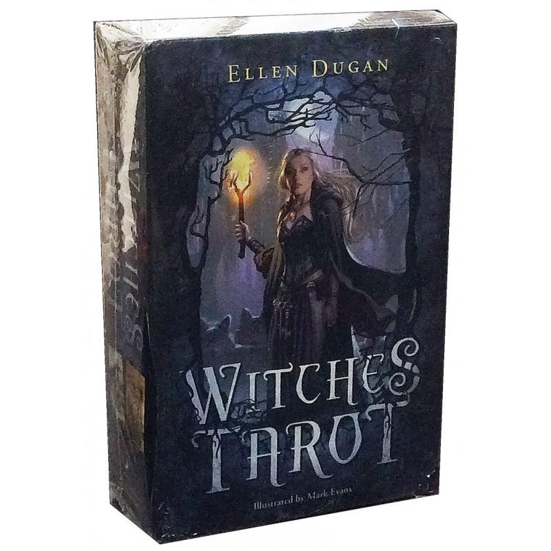 Witches Tarot by Ellen Dugan