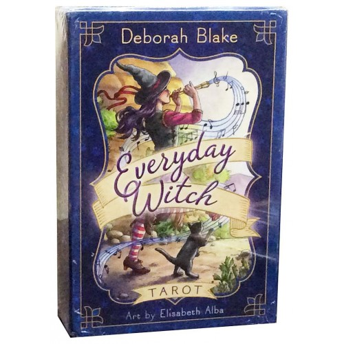 Every day Witch Tarot