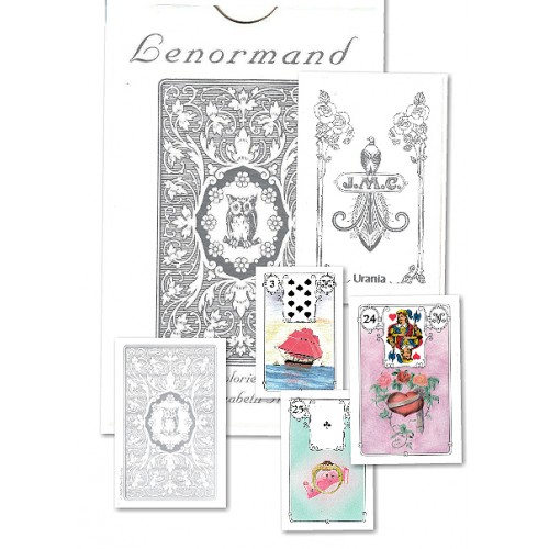 Lenormand Weisse Eule