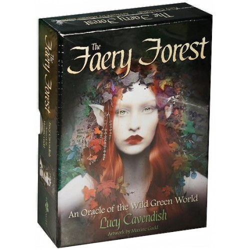 The Faery Forest : An Oracle of the Wild Green World