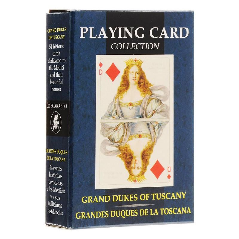 Великие Герцоги Тосканы карты