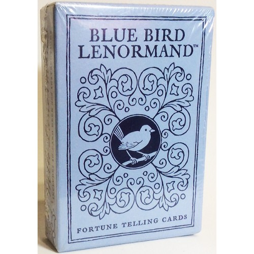 Blue Bird Lenormand