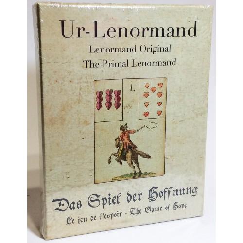 Ur-Lenormand - Das Spiel der Hoffnung