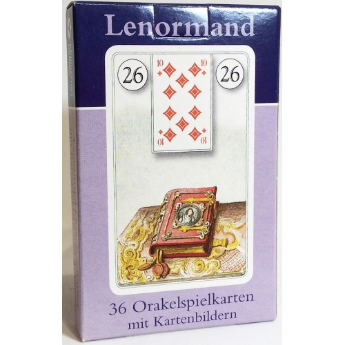 Lenormand Karten Dondorf