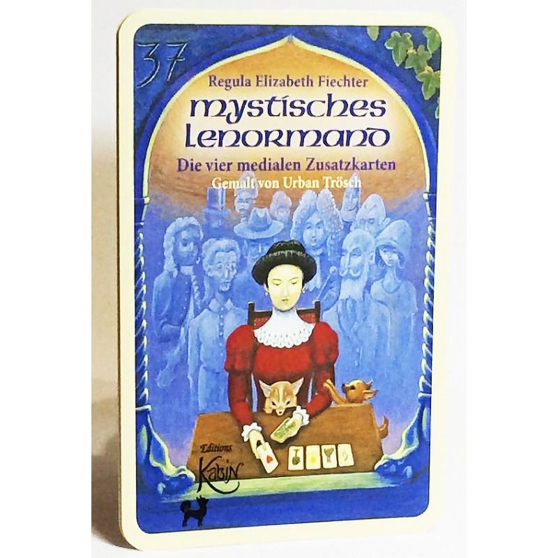 Mediale Zusatzkarten - Mystisches Lenormand