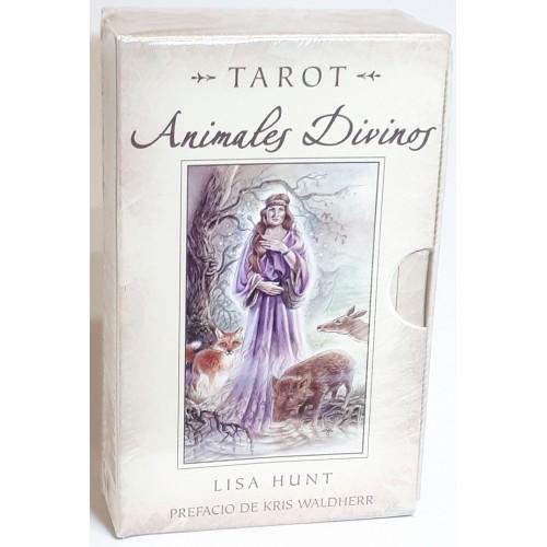 Tarot Divine Animals (Spanish Edition)