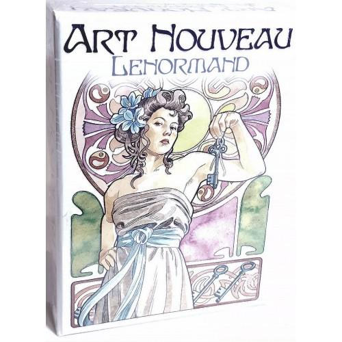 Art Nouveau Lenormand