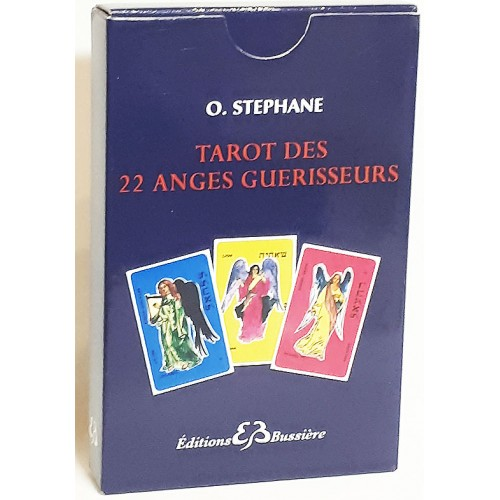 Tarot of 22 angels healers