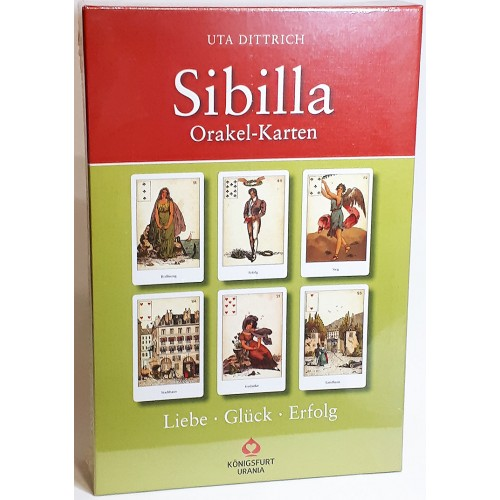 Sibilla Orakel Karten