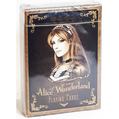 Alice Of Wonderland Playing Cards