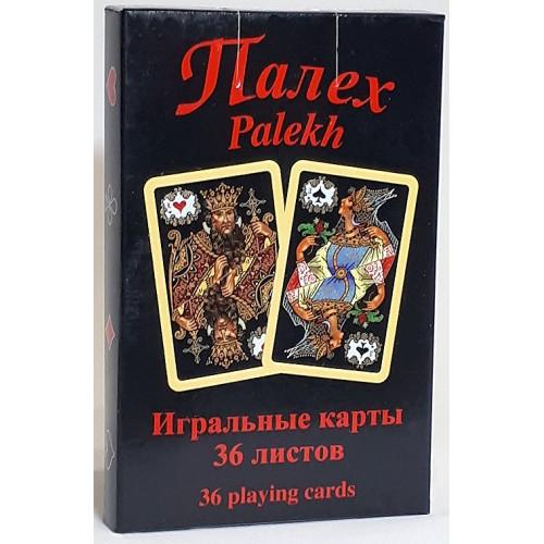 Игральные карты Палех (36 листов)