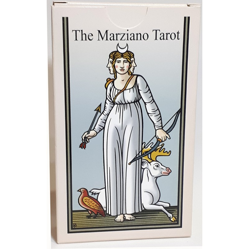 The Marziano Tarot