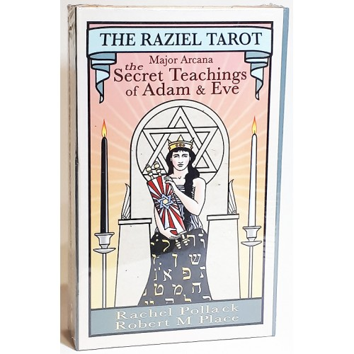 The Raziel Tarot Major Arcana Delux Edition