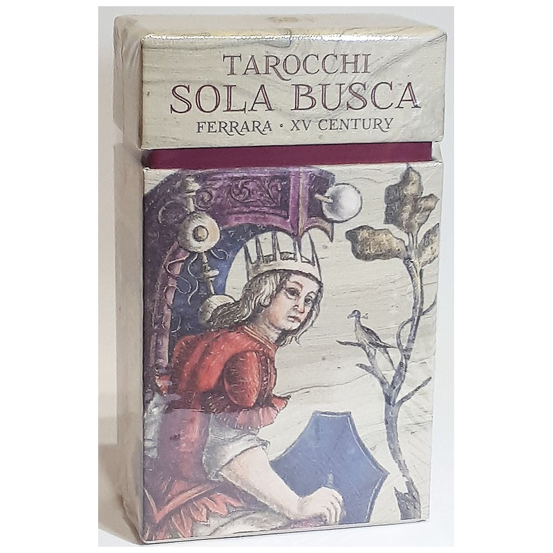 Tarocchi Sola Busca
