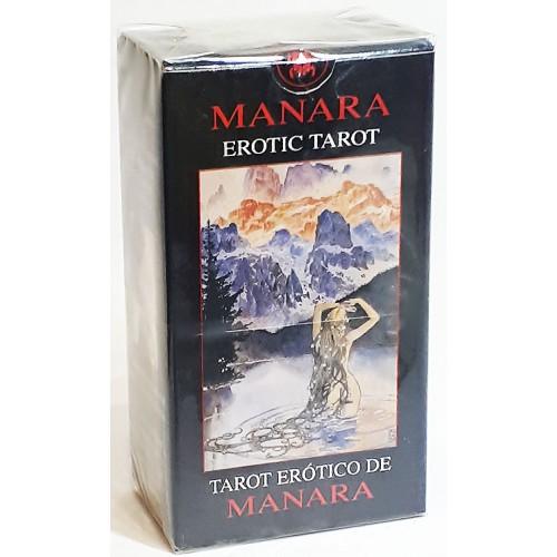 Manara Erotic Tarot Mini