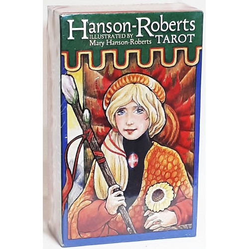 The Hanson-Roberts Tarot Deck