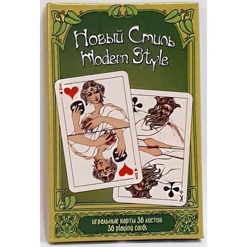 Игральные карты Новый Стиль (36 листов)