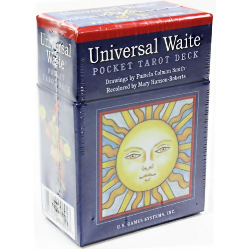 Universal Waite Pocket Tarot Deck