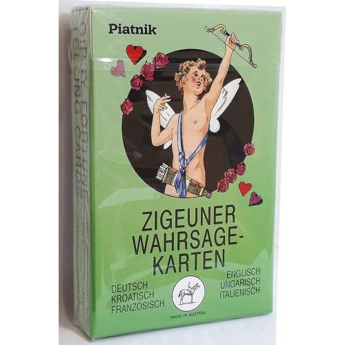 Zigeuner-Wahrsagekarten