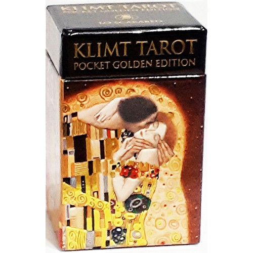 Golden Tarot Of Klimt Mini