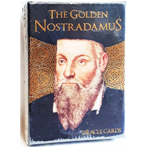 Золотой Оракул Нострадамуса