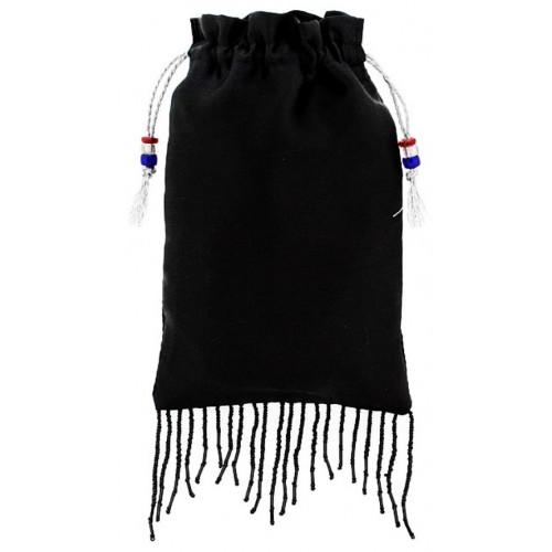 Мешочек роскошный чёрный