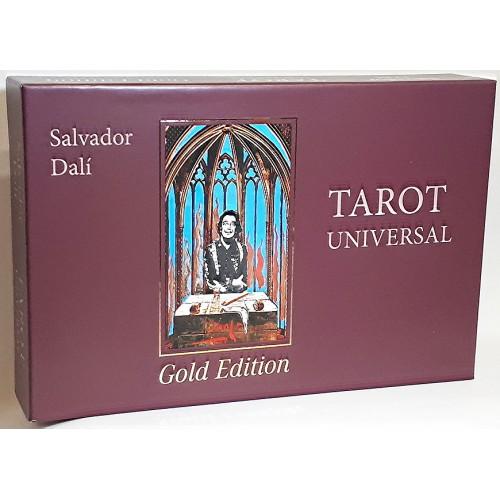 Salvador Dalí Tarot Universal Gold Edition