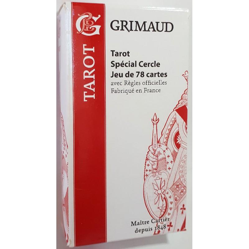 Tarot Grimaud Spécial Cercle