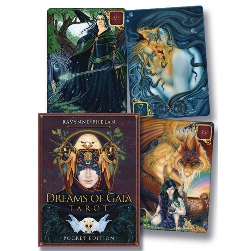 Dreams of Gaia Tarot  Pocket Edition