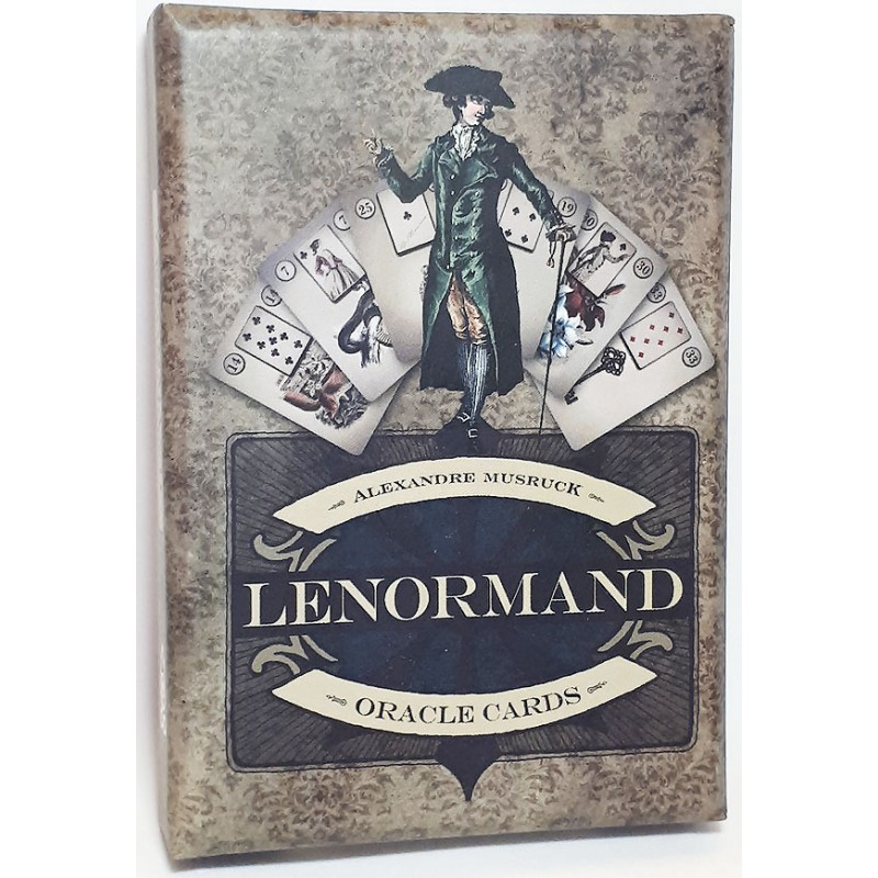 Lenormand Oracle Cards A. Musruck