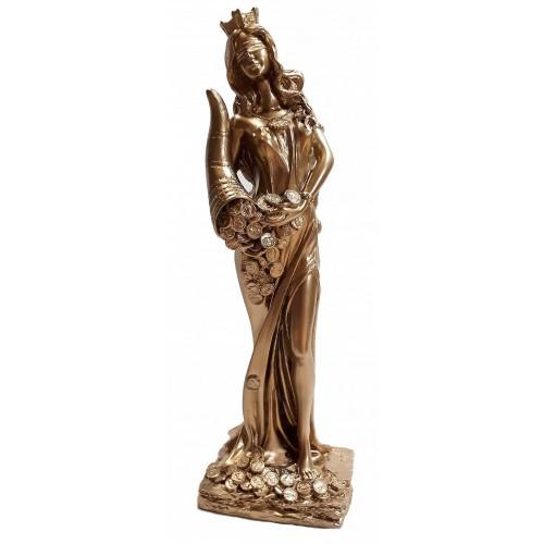 Статуэтка ''Фортуна - Богиня счастья и удачи'