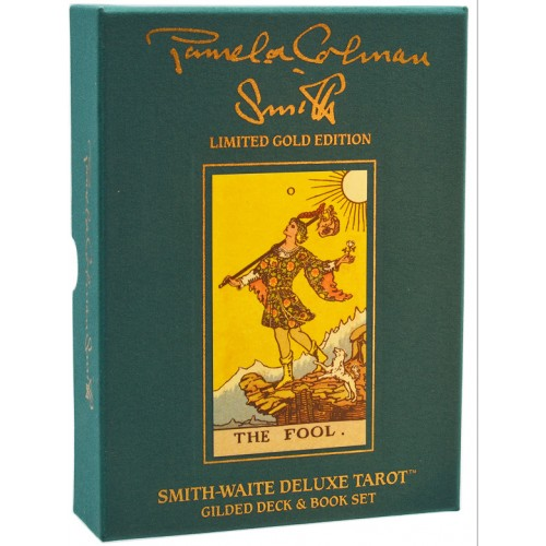 Smith-Waite Deluxe Tarot