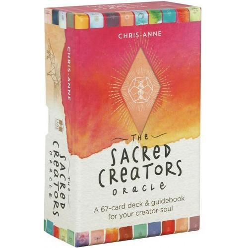 The Sacred Creators Oracle