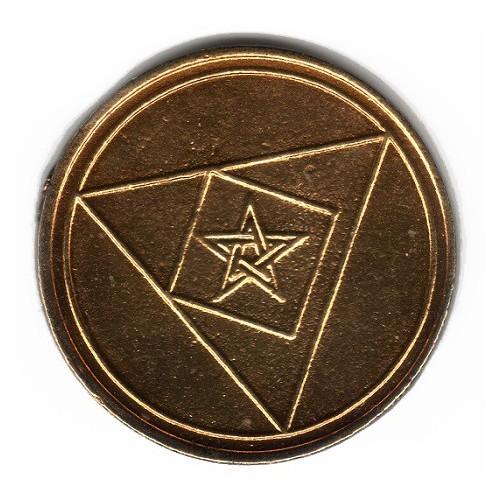 Пентакль Tetragrammaton