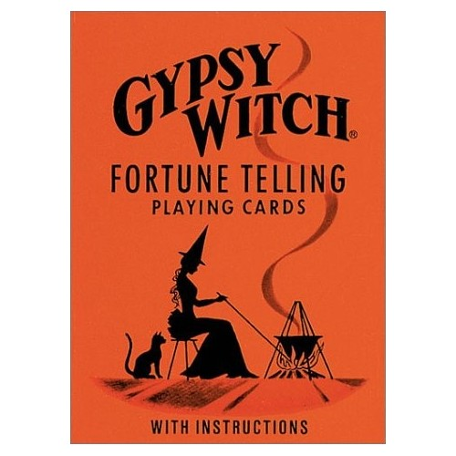 Gypsy Whitch Planing Cards